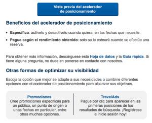 Acelerador Posicionamiento Expedia- Beezhotels- Marzo16